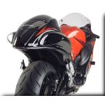 Hayabusa Tail Light Covers