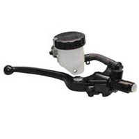 Master Cylinder Kit Color Black Body and Lever Side Brake Size 7 per 8 inch Piston diam Type Radial | ID 17 | 652B