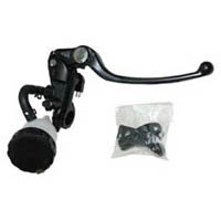 Master Cylinder Kit Color Black and Black Side Brake Size 19mm Piston Type Radial | ID 17 | 656B