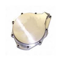 Stator cover Color Silver Engraving No Style Solid Suzuki Hayabusa GSX1300R 1999 2015 | ID A2850