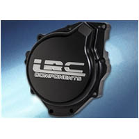 Stator cover Color Black Engraving LRC Style Solid Suzuki Hayabusa GSX1300R 1999 2015 | ID A2850BLRC