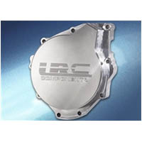 Stator cover Color Silver Engraving LRC Style Solid Suzuki Hayabusa GSX1300R 1999 2015 | ID A2850LRC
