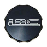 Oil cap Color Black Engraving LRC | ID A3057ABLRC