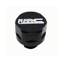 Oil cap Color Black Engraving LRC | ID A3169ABLRC