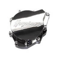 Stator cover Color Chrome Engraving Hayabusa Style Solid Suzuki Hayabusa GSX1300R 1999 2015 | ID CA2850HAY