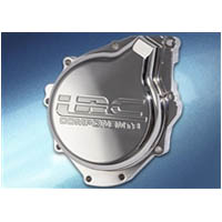 Stator cover Color Chrome Engraving LRC Style Solid Suzuki Hayabusa GSX1300R 1999 2015 | ID CA2850LRC