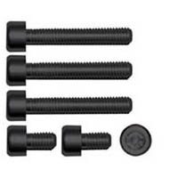 Gas cap screw kit Color Black | ID GTBK101BL