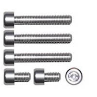 Gas cap screw kit Color Silver | ID GTBK101S