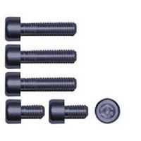 Gas cap screw kit Color Gunmetal | ID GTBK201GM