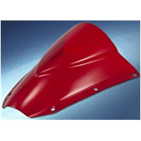 Windscreen Color Red Style R series Honda CBR600RR 2003 2004 | ID HW | 1001R