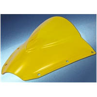 Windscreen Color Yellow Style R series Honda CBR600RR 2003 2004 | ID HW | 1001Y