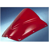 Windscreen Color Red Style R series Honda CBR600RR 2005 2006 | ID HW | 1002R