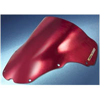 Windscreen Color Red Style Chrome Honda CBR929RR 2000 2001 | ID HW | 1003CRE