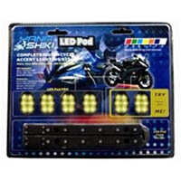 Lighting pod kit Color Yellow Style Sport bike | ID LK | 2790