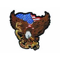 Usarider free eagle patch | ID LT30044
