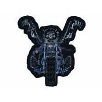 Death rider large patch | ID LT30050