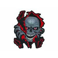 Skull rip large patch | ID LT30052