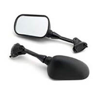 Mirror OEM replacement Color Black Side Left Style OEM replacement With turn signal NONE | ID MIR16BL