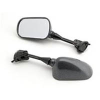 Mirror OEM replacement Color Carbon Side Left Style OEM replacement With turn signal NONE | ID MIR16CBL