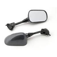 Mirror OEM replacement Color Carbon Side Right Style OEM replacement With turn signal NONE | ID MIR16CBR
