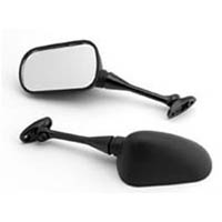 Mirror OEM replacement Color Black Side Left Style OEM replacement With turn signal NONE | ID MIR19BL