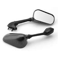 Mirror OEM replacement Color Carbon Side Right Style OEM replacement With turn signal NONE | ID MIR22CBR
