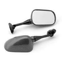 Mirror OEM replacement Color Carbon Side Right Style OEM replacement With turn signal NONE | ID MIR25CBR