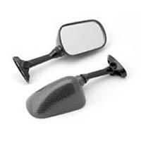 Mirror OEM replacement Color Carbon Side Right Style OEM replacement With turn signal NONE | ID MIR26CBR