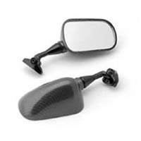 Mirror OEM replacement Color Carbon Side Right Style OEM replacement With turn signal NONE   ID MIR28CBR