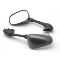 Mirror OEM replacement Color Carbon Side Left Style OEM replacement With turn signal NONE   ID MIR45CBL