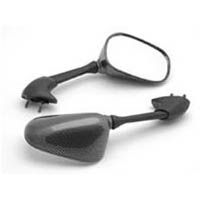 Mirror OEM replacement Color Carbon Side Right Style OEM replacement With turn signal NONE   ID MIR45CBR