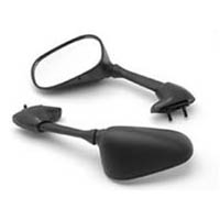 Mirror OEM replacement Color Black Side Left Style OEM replacement With turn signal NONE | ID MIR46BL