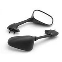 Mirror OEM replacement Color Black Side Right Style OEM replacement With turn signal NONE | ID MIR46BR