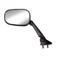 Mirror OEM replacement Color Black Side Left Style OEM replacement With turn signal NONE   ID MIRY04BL