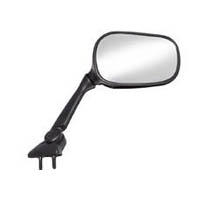 Mirror OEM replacement Color Black Side Right Style OEM replacement With turn signal NONE | ID MIRY04BR