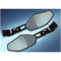 Mirror Universal Convex Color Black Side Left and right Style Universal Convex | ID RTU100JB
