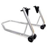 Stand Color Silver Side Rear Type Regular | ID ST605S