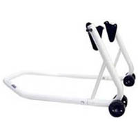 Stand Color White Side Rear Type Regular | ID ST605W