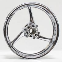 Suzuki Factory Chrome Wheel Exchange | ID 1172