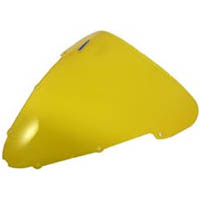 Windscreen Color Yellow Style OEM replacement Honda CBR600F4i 2001 2006 | ID TXHW | 100Y
