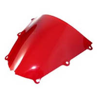 Windscreen Color Red Style OEM replacement Honda CBR600RR 2005 2006 | ID TXHW | 102R