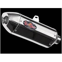 Voodoo Exhaust Color Polished Type Performance Honda CBR1000RR 2008 2013   ID VPECBR1000K8P