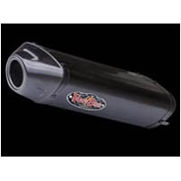 Voodoo Exhaust Color Black Type Performance Honda CBR600RR 2007 2008 | ID VPECBR600K7B