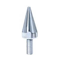 Windscreen screw kit Color Chrome Style Smooth Pointed | ID YNSKWS1140