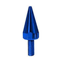 Windscreen screw kit Color Blue Style Smooth Pointed | ID YNSKWS1143