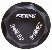 ZX14 Engraved Twist Gas Caps | ID 477