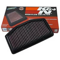 Yamaha K&N Air filter | ID YA | 1009