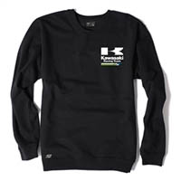 Kawasaki Medium Weight Mens Sweatshirt | ID 18 | 88112
