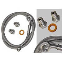 Brake line Universal Stainless steel Side Length 26inch | ID BBLU26