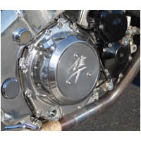 FAT300 Custom Cycles Hayabusa Accessories, Hayabusa Clutch Covers